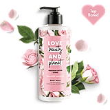Love Beauty and Planet Butter and Rose Body Wash