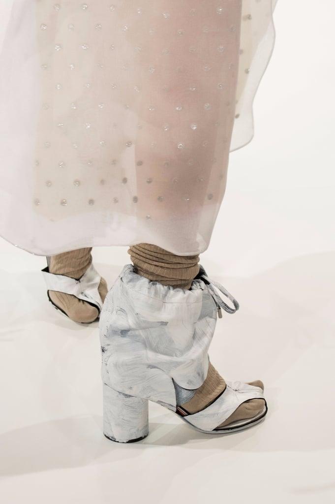 Best Runway Shoes at Paris Fashion Week Fall 2017