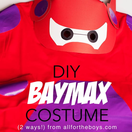 DIY Big Hero 6 Halloween Costume