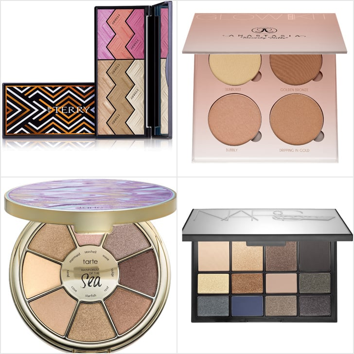 New Makeup Palettes For Spring and Summer 2016
