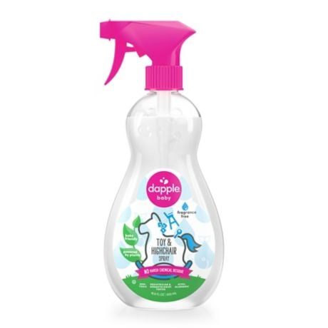 Dapple Pure 'N' Clean Toys and Highchairs Cleaner Spray
