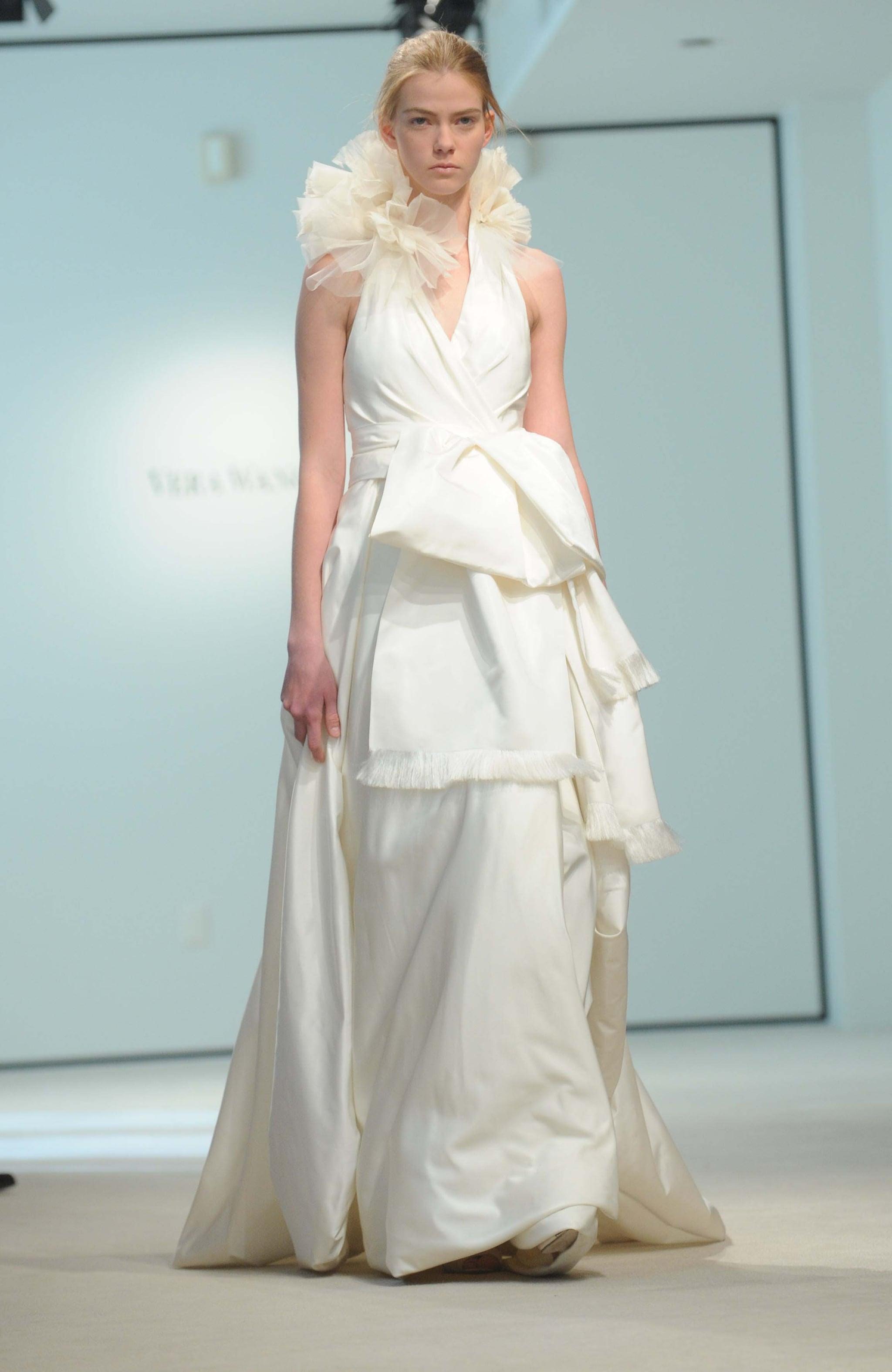 Luxury Short Vera Wang Wedding Dresses Pictures - All Wedding ...