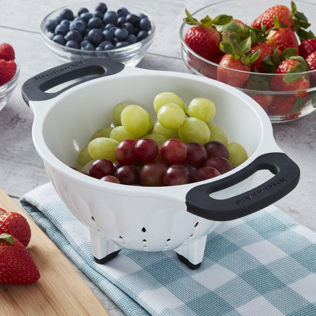 KitchenAid Dishwasher Safe 1.5 Quart Classic Colander
