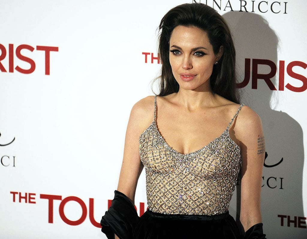 Angelina Jolie Photos Hot sexy angelina jolie pictures | popsugar celebrity