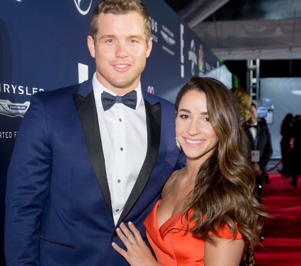 Who is colton underwood dating now