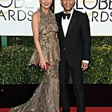 January: They Arrived in Style at the Golden Globe Awards