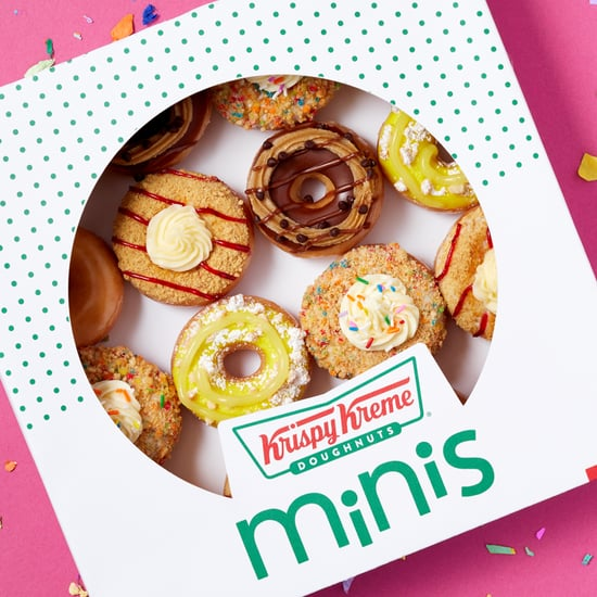 See Photos of Krispy Kreme's New Mini Dessert Doughnuts