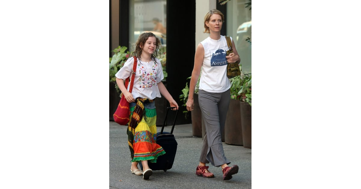 Cynthia Nixon's Kids | Where Celebrity Kids Go to School ...