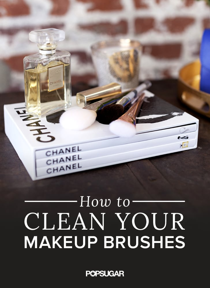 How Often Do You Really Need to Clean Your Makeup Brushes?