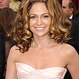 This vintage-style bouffant, which Jennifer wore at the 2002 Oscars, had her on a swarm of worst hair lists.