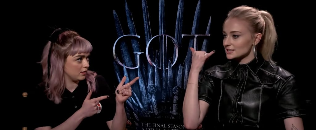 Game of Thrones Cast Answers Real-Life Questions Video