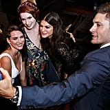 When They Posed With Jensen's Supernatural Costar, Felicia Day