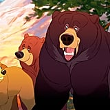A Bear From Brother Bear