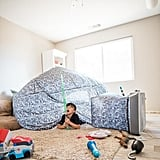 For 4-Year-Olds: Air Fort