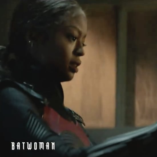Watch Javicia Leslie in the Batwoman Teaser