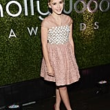 Ginnifer, Ashley, Hailee, and More Get Fancy For the Young Hollywood Red Carpet