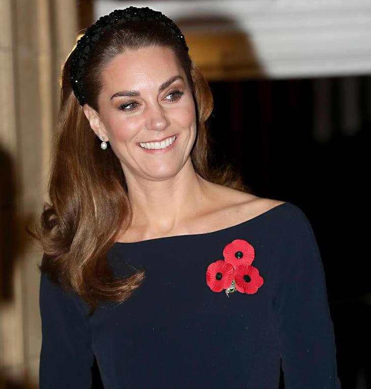 Kate Middleton Wore a Sparkly $30 Zara Headband