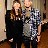 They got together to support Stand Up to Cancer in LA in September 2012.