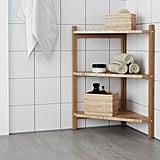 Rägrund Corner Shelf
