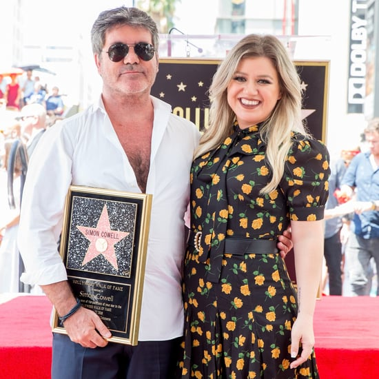Simon Cowell's Hollywood Star Ceremony August 2018