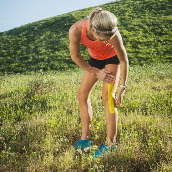 How to Use Kinesiology Tape for Runner's Knee