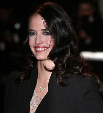 Eva Green's Eye Makeup at the 2008 Bafta Awards