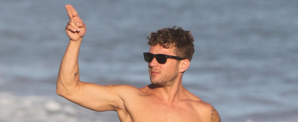 Shirtless Ryan Phillippe Looks Sexier Than Ever During a Malibu Beach Day