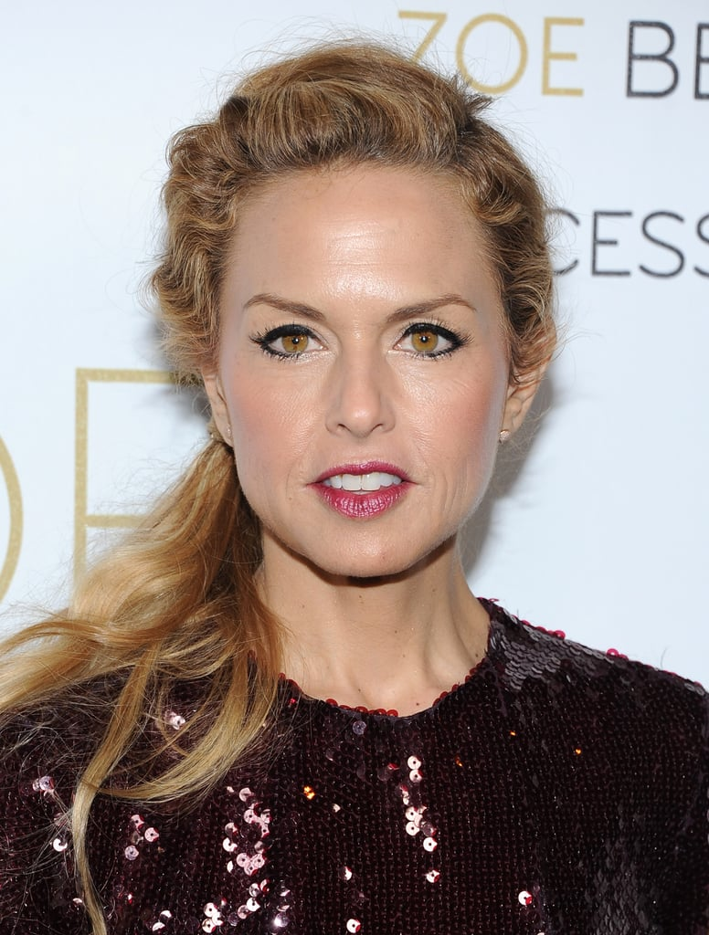 Rachel Zoe launched her media group with a party at the Sayers Club in LA.