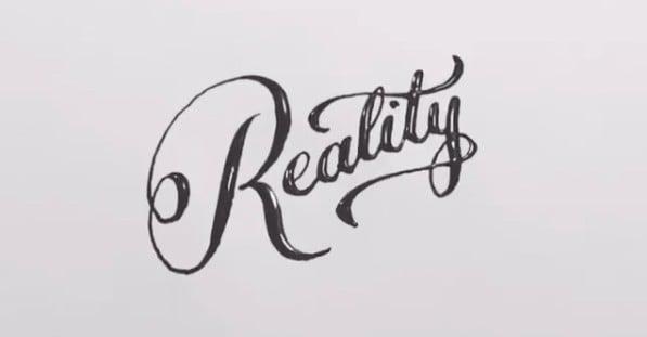 Relaxing calligraphy instagram videos popsugar australia