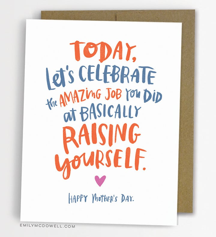 We Normally Sell Two A Day Today We Are Selling Up To 15: Alternative Mother's Day Cards