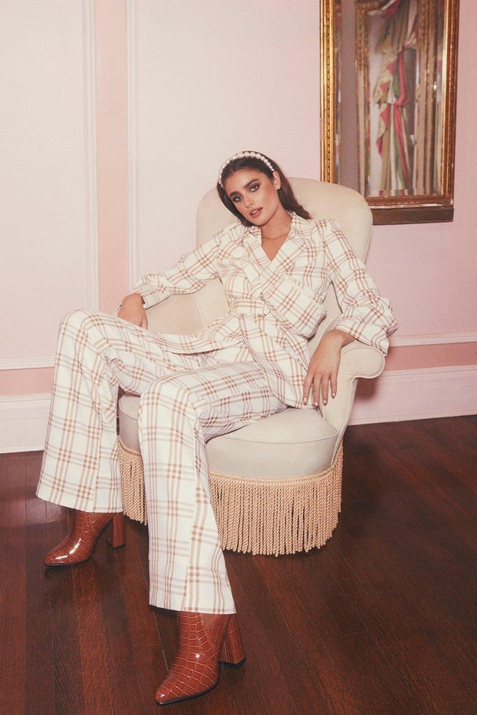 Taylor Hill and Boohoo Team Up For a Fall Collaboration