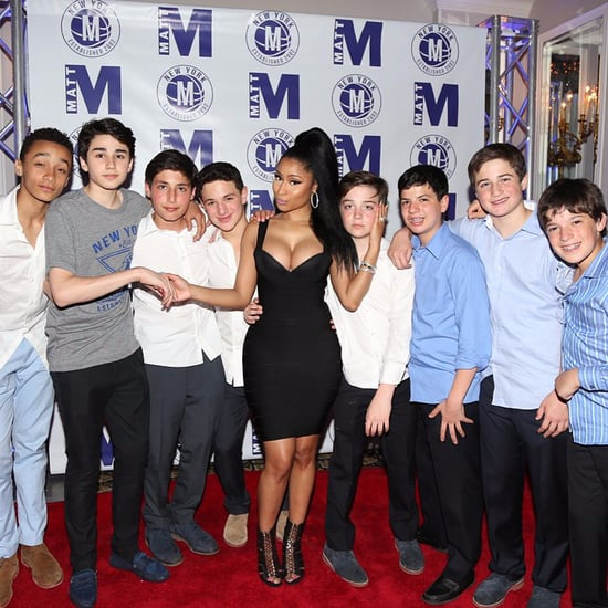 Nicki Minaj Performs at 13-Year-Old's Bar Mitzvah