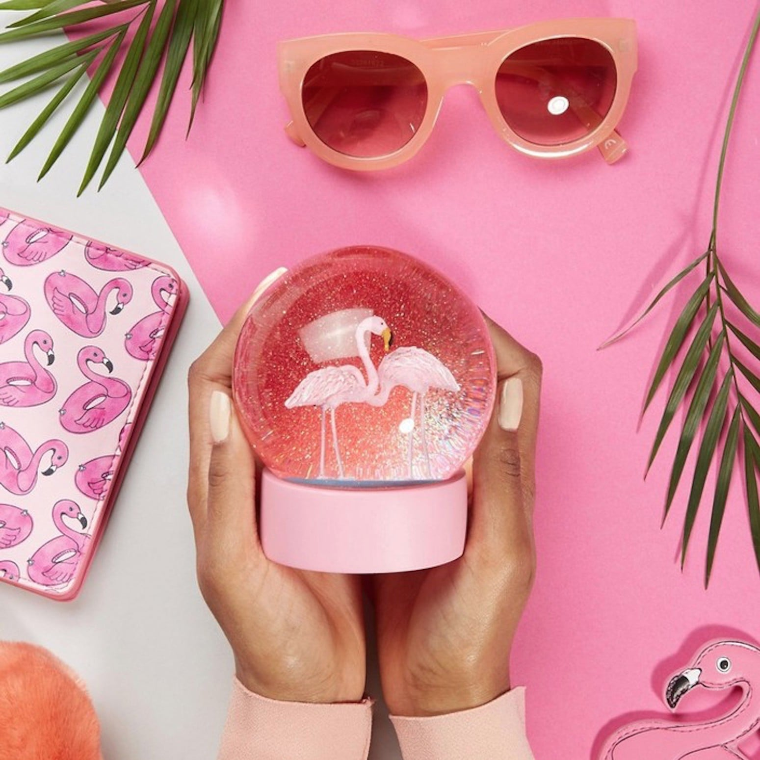 flamingo desk accessories | popsugar smart living