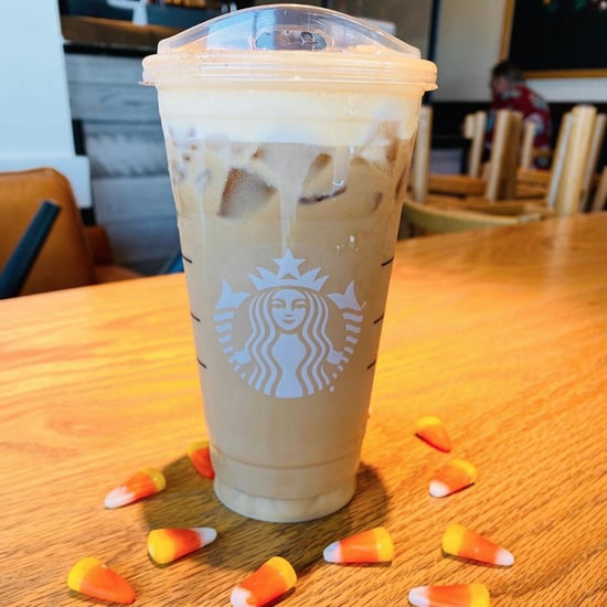 How to Order a Candy Corn Cold Brew at Starbucks