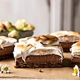 S'mores Chocolate Mousse Bars