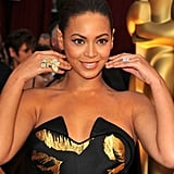 Beyoncé at the 81st Academy Awards