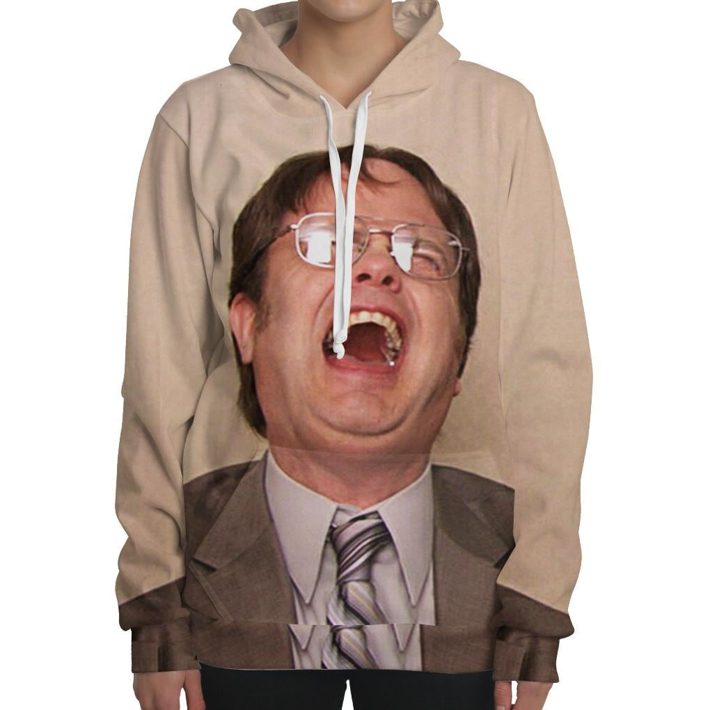 Oh, and There's a Hoodie as Well!