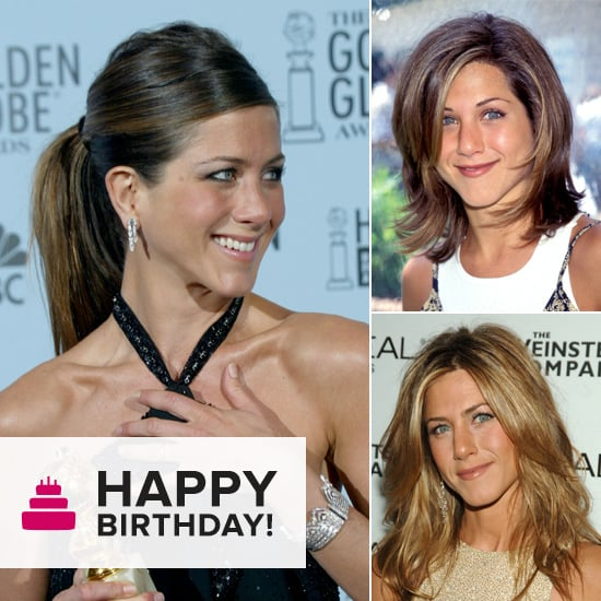 Pictures of Jennifer Aniston's Best Beauty Looks