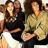 Solange Knowles and Jamie Chung