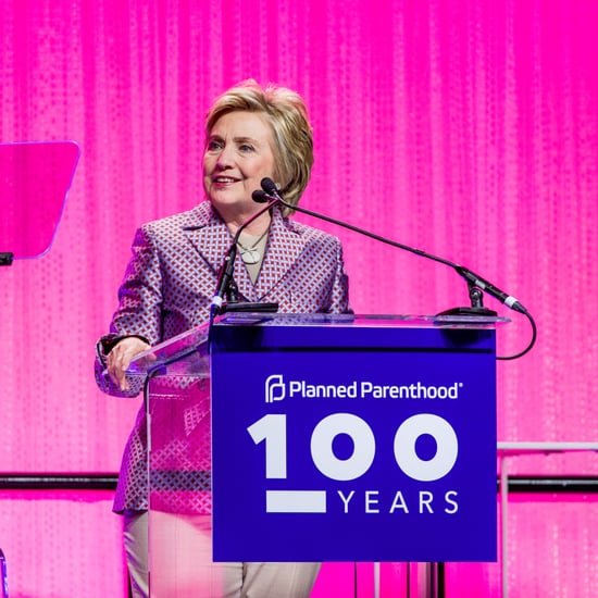 Hillary Clinton's Blazers
