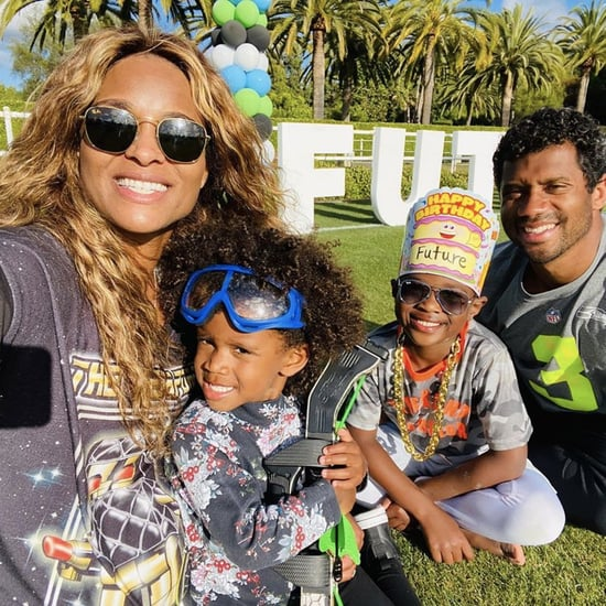 Ciara and Russell Wilson Celebrate Son Future's 6th Birthday