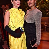 Pictured: Sarah Paulson and Tracee Ellis Ross