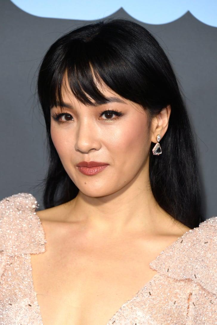 wu constance awards choice critics long bangs straight popsugar hairstyles strip stylebistro asians rich crazy cast