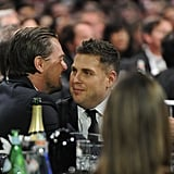 """You make me very happy."" — Leo"