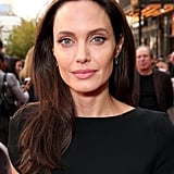Angelina Jolie Makes a Stunning Return to the Red Carpet After Her Trip to Cambodia