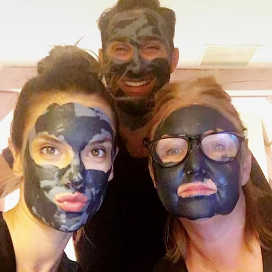 Alessandra Ambrosio Masking Instagram Photo
