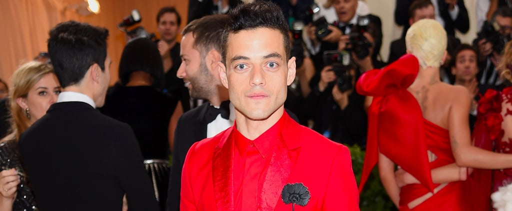 Is It Hot in Here or Is It Just Rami Malek at the Met Gala?