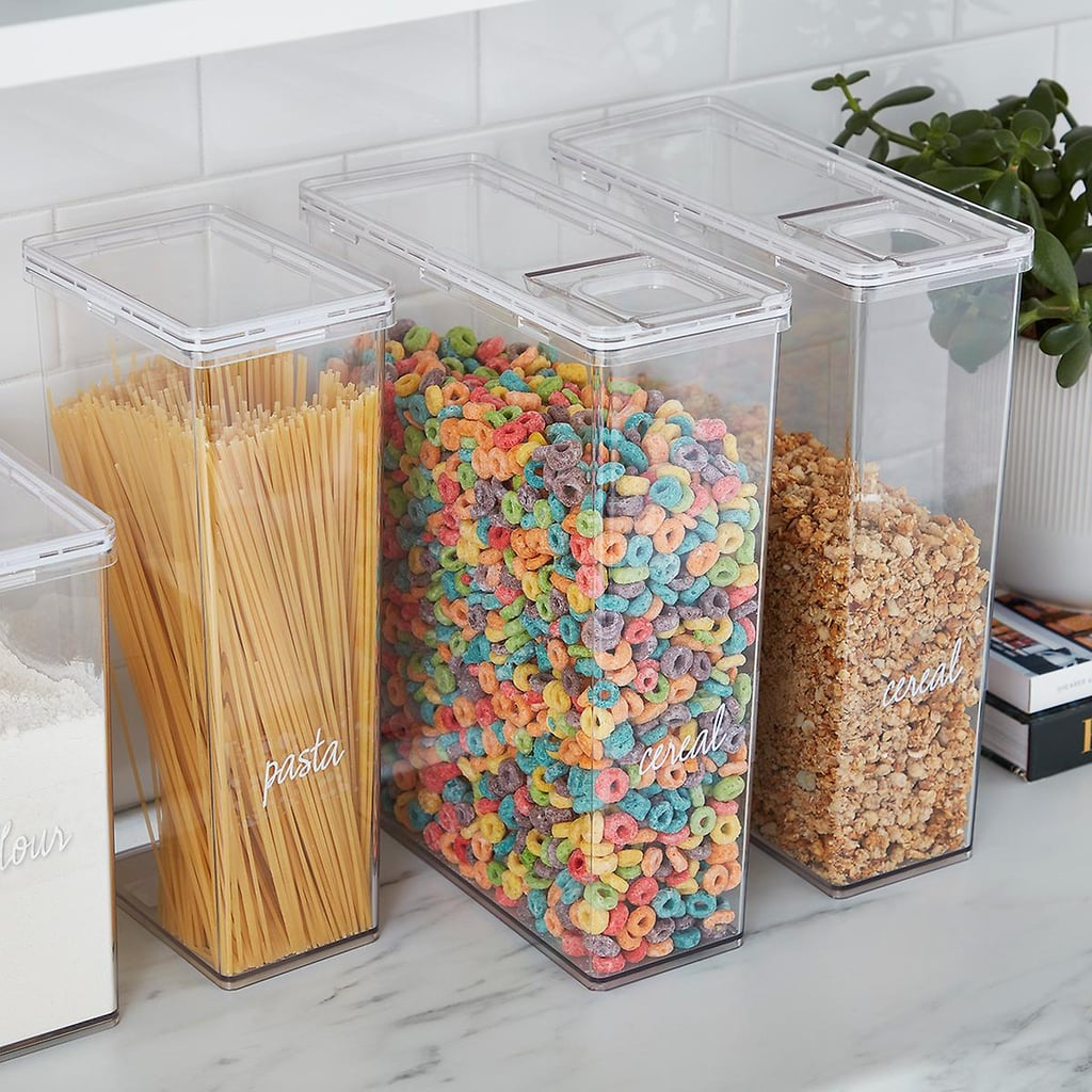 The Home Edit Cereal Canister