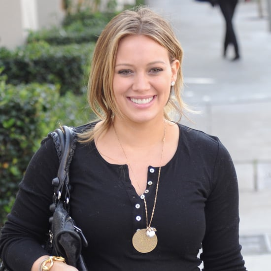 Hilary Duff Gives Birth to a Baby Boy Called Luca Cruz Comrie