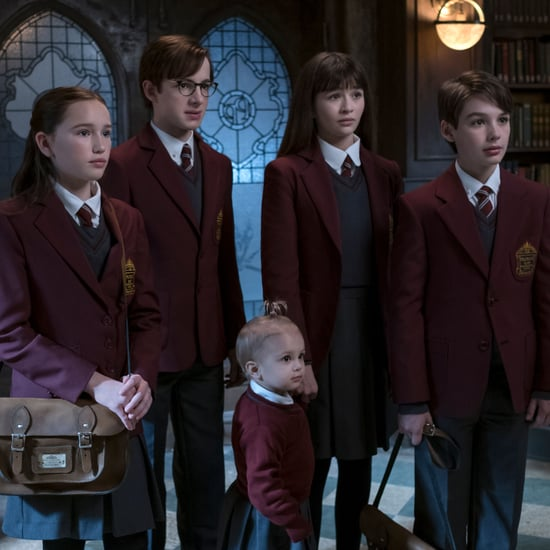 Who Plays the Quagmires in A Series of Unfortunate Events?